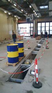 pont elevateur installation